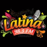 Logo da emissora Rádio Latina