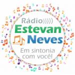 Logo da emissora Rádio Estevan Neves