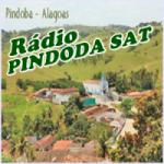 Logo da emissora Rádio Pindoba SAT