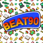 Logo da emissora Rádio Beat 90
