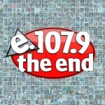 Logo da emissora KDND 107.9 FM The End