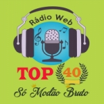 Logo da emissora Rádio Top 40