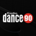 Logo da emissora Dance 90