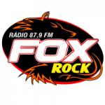 Logo da emissora Rádio Fox Rock 87.9 FM
