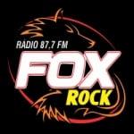 Logo da emissora Rádio Fox Rock 87.7 FM