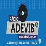 Logo da emissora Rádio ADEVIB