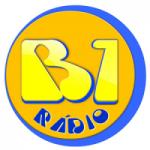 Logo da emissora B1 Rádio Hits