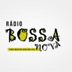 Logo da emissora Web Rádio Bossa Nova
