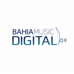 Logo da emissora Rádio Bahia Music Digital