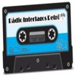 Logo da emissora Rádio Interlagos Retrô