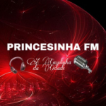 Logo da emissora Rádio Princesinha FM