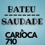 Logo da emissora Rádio Carioca 710 AM