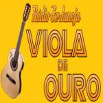 Logo da emissora Rádio Sertaneja Viola de Ouro