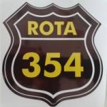 Logo da emissora Web Rádio Rota 354