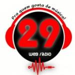 Logo da emissora 29 Web Rádio