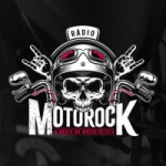 Logo da emissora Rádio Motorock