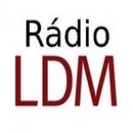 Logo da emissora Rádio LDM