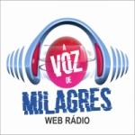 Logo da emissora Web Rádio Voz De Milagres