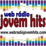 Logo da emissora Rádio Jovem Hits
