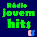 Logo da emissora Rádio Jovem Hits - Es