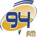 Logo da emissora 94 FM