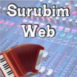 Logo da emissora Rádio Web Surubim