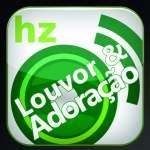 Logo da emissora Rádio Gospel HZ