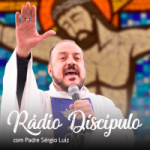 Logo da emissora Rádio Discípulo