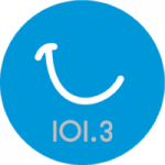Logo da emissora Radio Urbana 101.3 FM