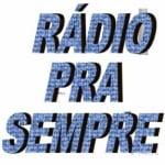 Logo da emissora Rádio Pra Sempre