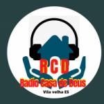 Logo da emissora Rádio Casa de Deus