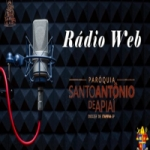 Logo da emissora Web Rádio Paróquia Santo António de Apiaí