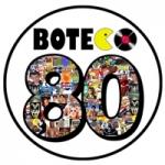 Logo da emissora Rádio Boteco 80