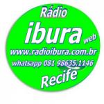 Logo da emissora Rádio Ibura