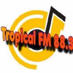 Logo da emissora Tropical Rádio FM