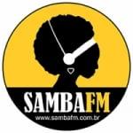 Logo da emissora Samba FM
