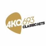 Logo da emissora Radio 4KQ 693 AM