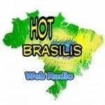 Logo da emissora Hot Brasilis Web Rádio