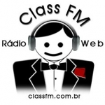 Logo da emissora Class FM