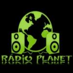 Logo da emissora Rádio Planet