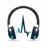 Logo da emissora Web Rádio Louvor