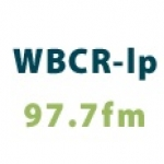 Logo da emissora Radio WBCR 97.7 FM