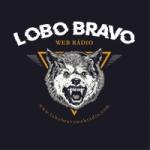 Logo da emissora Lobo Bravo Web Rádio