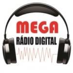 Logo da emissora Mega Rádio Digital