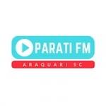 Logo da emissora Rádio Parati 87.9 FM