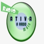 Logo da emissora Rádio Ativa