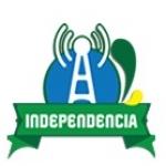 Logo da emissora Rádio Independência 98.3 FM
