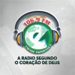 Logo da emissora Rádio Cidade Esperança 106.9 FM