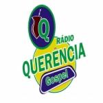 Logo da emissora Rádio Querencia Gospel