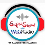 Logo da emissora Rádio Super Show